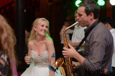 Saxophonist - Event DJ für jeden Anlass