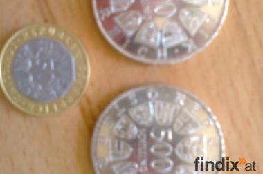 Schillingmünzen