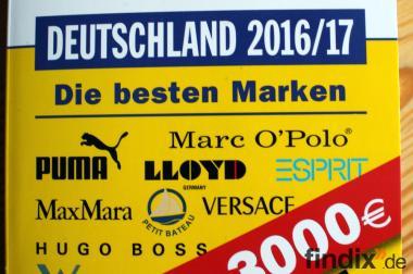 Schnäpchenführer Deutschland 2016/2017 NEU