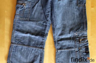 Schöne dünne Cecil Jeans Gr.38               32 Inch Top Zustand