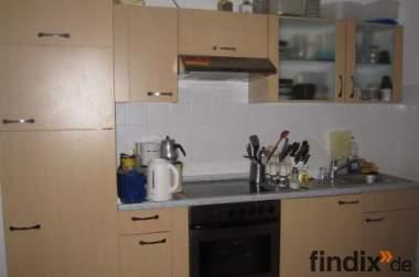 Schöne Küche+E-Geräte wegen Umzug zu verkaufen