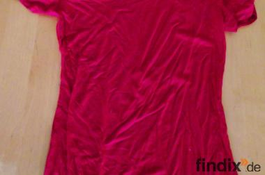 Schönes rotes Amisu Shirt Gr.36
