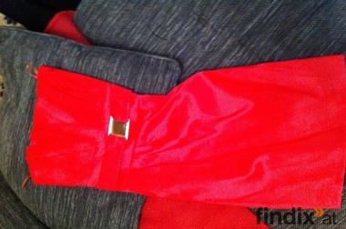 schönes rotes Kleid Gr. S