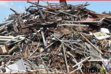 Schrott - Metall - Ankauf Containerdienst - Demontage - Abbruch