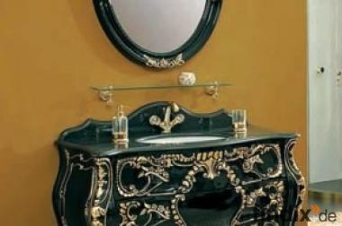 Schwarz Gold ein Luxus für Ihr Badezimmer