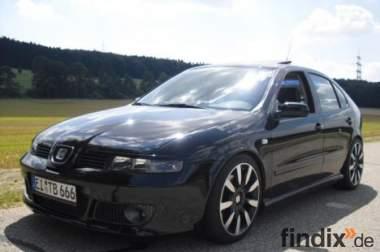 Seat Leon V6 Cupra Allrad mit TUNING