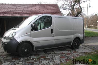 Sehr gepflegter Nissan Primastar Kastenwagen 7.500 € VB