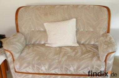 Sehr schöne, gepflegte Couchgarnitur