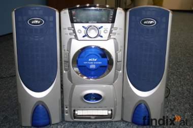 Selten verwendete elta Musikanlage zu verkaufen