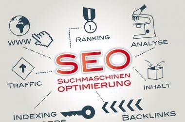 SEO Homepage Optimierung