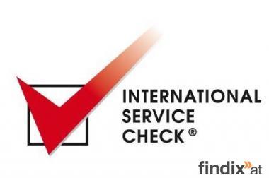 ***Service Checker gesucht! (m/w)***