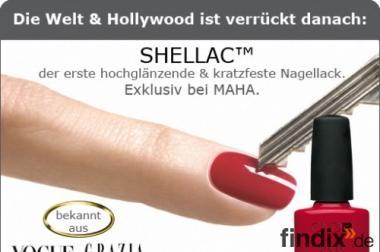 SHELLAC - Das Original 10 - 14 Tage Halt und Glanz