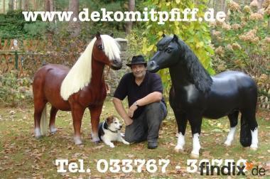 Sie möchten ein Deko Pferd z.B. ein Pony ?