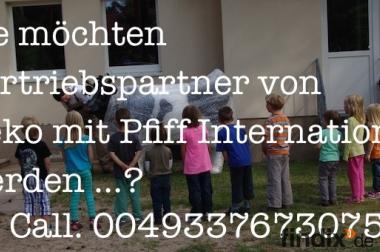 Sie möchten Vertriebspartner von Deko mit Pfiff International