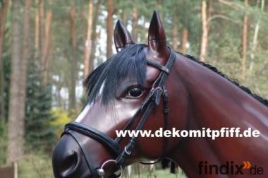 Sie suchen ein Deko Pferd lebensgross für Ihren Horseverein?