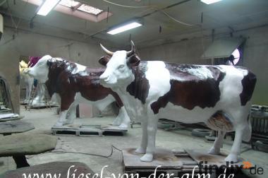 sie suchen eine Deko Kuh die zu Ihren Garten passen könnte?
