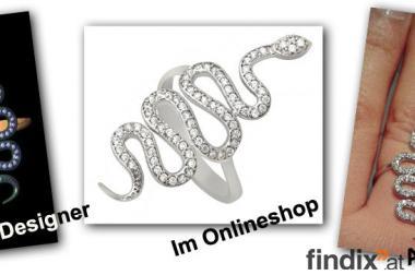 Silber Schlangenschmuck direkt vom Hersteller!