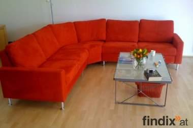 Sitzgruppe mit couch (Super angebod)