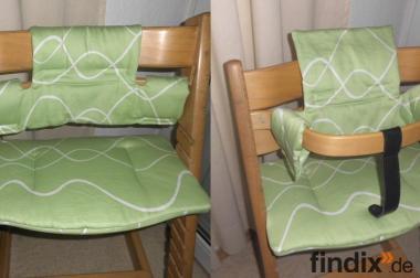 *Sitzkissen Sitzverkleinerer für Treppenhochstuhl Tripp Trapp