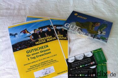Ski Opening Schladming mit Swedish House Mafia live und 2 Tagesti
