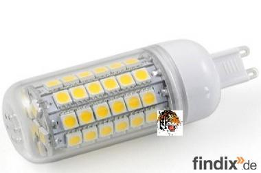 SMD-Birne G9 - 750 Lumen warmweiß