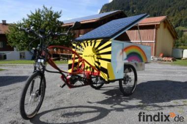 Solartrike zu verkaufen