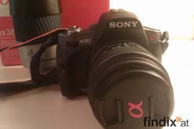 Sony Alpha 380