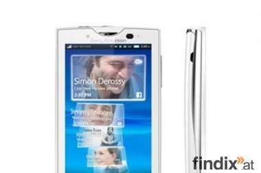 Sony Ericsson XPERIA X10 White neu und OVP