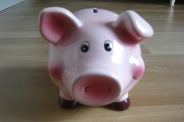 Spardose Schweinchen