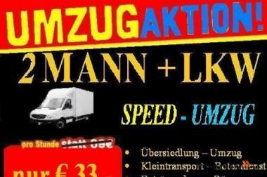 SPEED TRANS UMZUGSERVICE WIEN