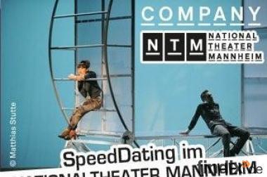 SpeedDating -Special- im Nationaltheater Mannheim