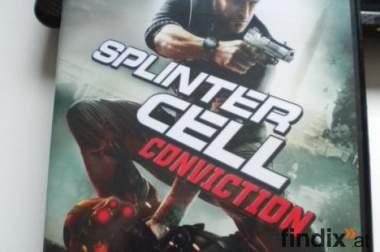 Splinter Cell Conviction, Tom Clancy's