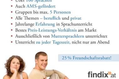 Sprachkurse in Wien 1010 * Sprachenzentrum * Deutsch lernen Wien