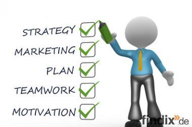 Starten Sie Ihr eigenes Unternehmen mit Businesskonzept