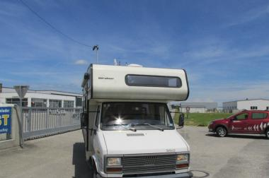 Steyr Fiat 280 Ducato Wohnmobil