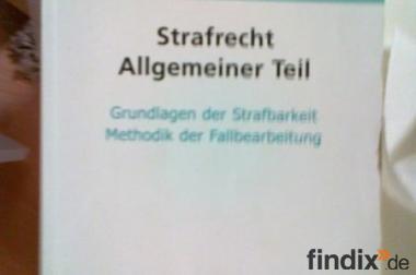 Strafrecht Allgemeiner Teil Studium Jura