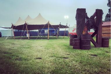 Stretch Zelte zu verkaufen