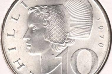 Suche 10 Schilling Münze