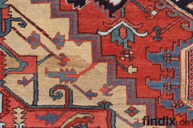 Suche einen sehr grossen antiken Orientteppich