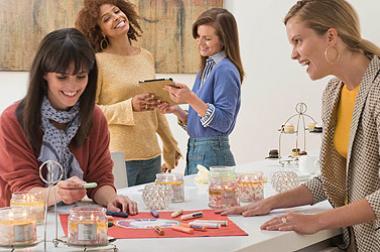 Suche Gastgeber/In für Verkaufspartys