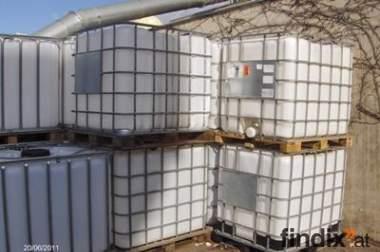 Suche gebrauchte IBC-Container, Tanks, Behälter