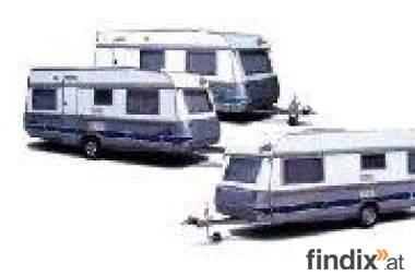 Suche Wohnwagen und Wohnmobile