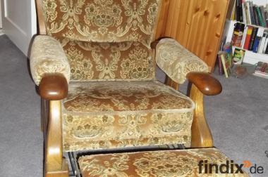 Supergemütlicher Sessel - TV-Sessel - Liegesessel