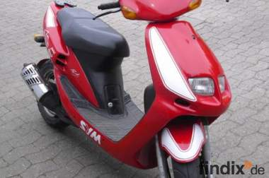 Sym Red Devil Michael Schumacher Edition