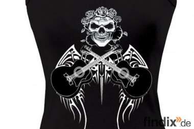 T-Shirts und Tops mit coolen Motiven für Männer und Frauen