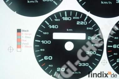 Tachoscheibe für Porsche 911  993 964