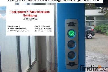 Tankstellen und Waschanlagen Reinigung Berg &Raab