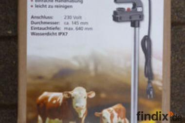 Tauchsieder für IBC Wassertank, Viehtränke etc. kein Einfrieren