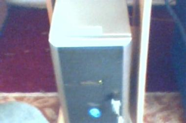 pc mit 19 zoll monitor und wlan stick