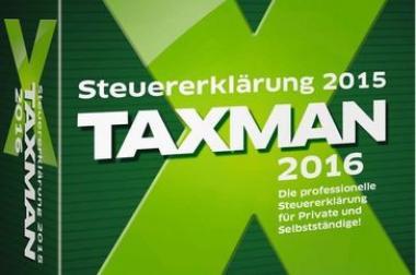 Taxman 2016 (für Steuerjahr 2015)  Version: Download